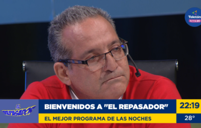 """""""Paraguay presentó una exposición futbolística pobrísima"""": Análisis del Profe Valenzuela"""