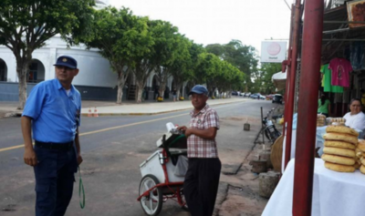 HOY / Establecen monto de subsidio a los vendedores de Caacupé