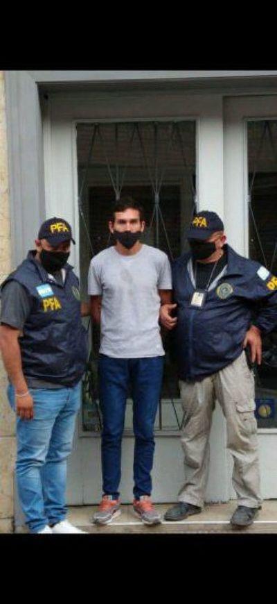 Detienen en Argentina a paraguayo buscado por homicidio en Itapúa