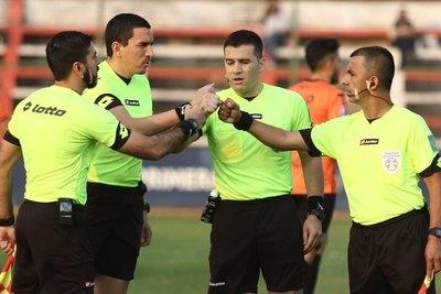 Los árbitros para la séptima fecha del Clausura
