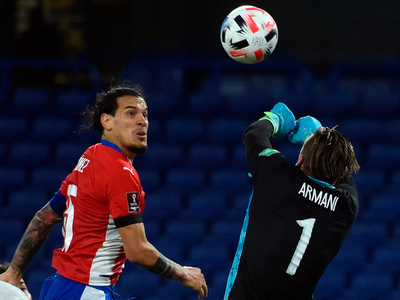 Gustavo Gómez es el futbolista con más minutos en las Eliminatorias
