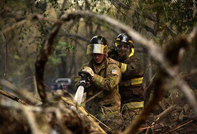 Diputados aprobó seguro médico para bomberos voluntarios
