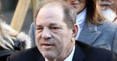 Harvey Weinstein fue aislado en prisión por presentar síntomas de coronavirus