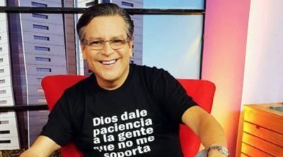 "HOY / Rajan a Mili Brítez de Lobo Tv: ""Alucinaba que era Mirtha Legrand"""