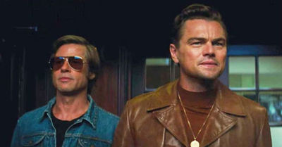 Tarantino convertirá la historia de 'Once upon a time in Hollywood' en una novela
