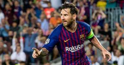 Manchester City aprovecharía la crisis del Barcelona para fichar a Messi