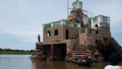 Articulan trabajos de mejoramiento del Castillo de Peñón