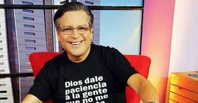 "La Nación / Mili Brítez sin pantalla: ""Alucinaba que era Mirtha Legrand"", dicen"