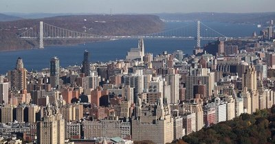 La Nación / NY cierra escuelas para combatir el virus mientras suben las muertes en Europa