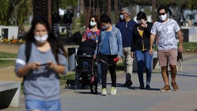 Covid: Total de muertos en Paraguay ya suman 1.624