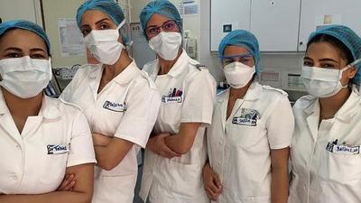 Superpoblación de enfermeras preocupa a gremios de la salud