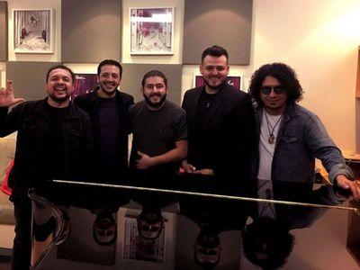 Tierra Adentro en los Grammy, junto a estrellas internacionales