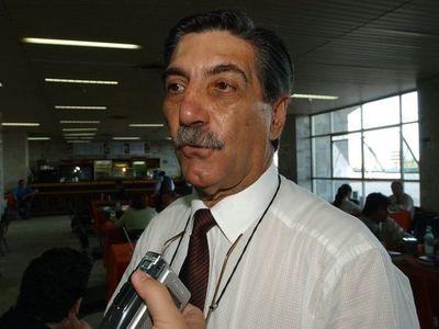 Falleció el abogado Óscar Tuma padre