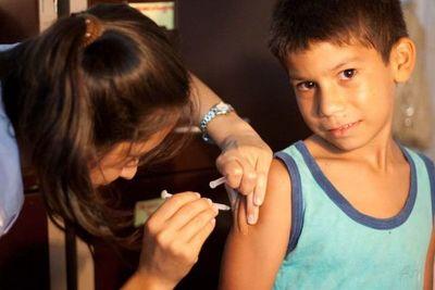 Salud advierte aumento de casos de enfermedades prevenibles por descenso de vacunación