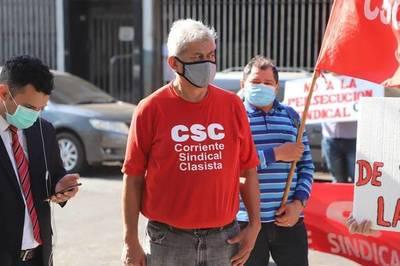 Gremio Sindical pide al Ministerio de Hacienda pago de aguinaldo a trabajadores suspendidos por la pandemia