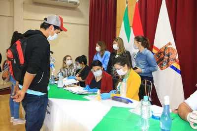 Itapúa: Jóvenes universitarios recibirán segundo desembolso por becas