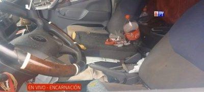 Tortoleros roban G. 10 millones de un camión repartidor
