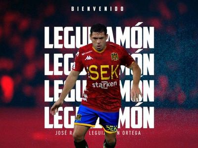 Unión Española le da la bienvenida a José Leguizamón