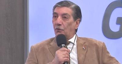 Óscar y Diego despiden a su papá, Óscar Luis Tuma Julián