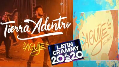 Llegó el día: Tierra Adentro va por los Latin Grammy 2020