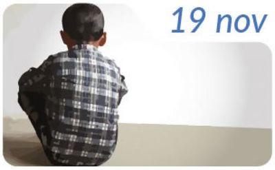 Día Internacional para la Prevención del Abuso Sexual contra las Niñas y Niños