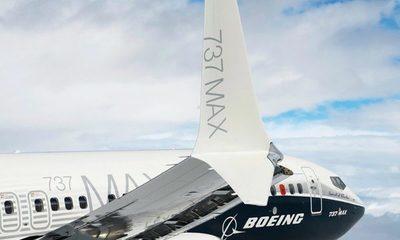 El Boeing 737 MAX recibe la autorización para volver a volar con pasajeros