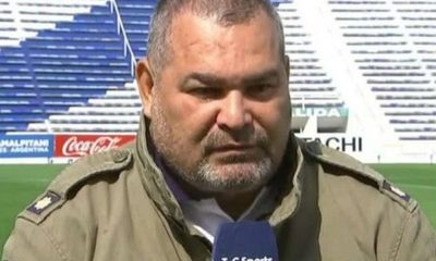 "Chilavert a Biancucchi: ""Tu no has ganado nada. No sos Messi"""