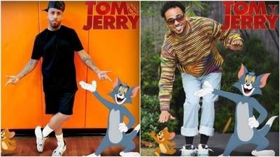 """HOY / Nicky Jam se une a Ozuna en nueva película de """"Tom y Jerry"""""""