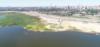 Vaticinan que repunte del río Paraguay será sostenido