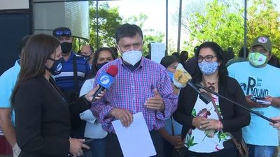 Campesinos, indígenas y sintechos se movilizarán en Asunción desde el martes