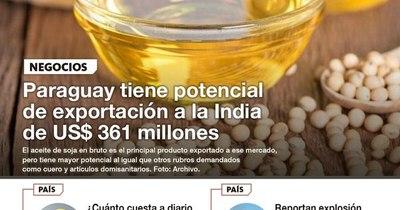 La Nación / LN PM: Las noticias más relevantes de la siesta del 19 de noviembre