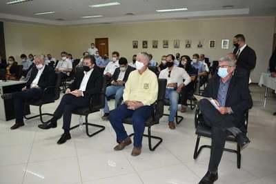 Mediante seminario fomentan investigación científica para la producción chaqueña