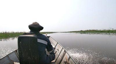Inician elaboración de cartografía del Río Negro en frontera entre Paraguay y Bolivia