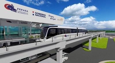 Técnicos coreanos llegarán a nuestro país para elaboración del proyecto de tren de cercanía