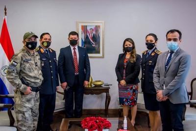 ISEPOL apoyará la formación de agentes penitenciarios