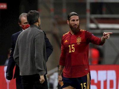 Sergio Ramos, diez días de baja