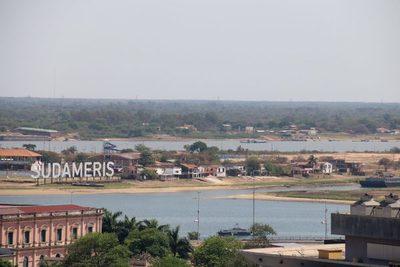 El río Paraguay recupera niveles positivos tras las lluvias y su histórica bajada