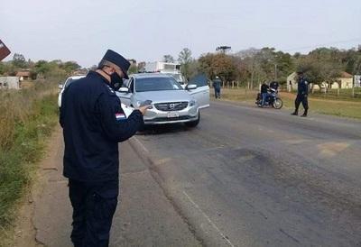 Cambian a policías que sabían del asalto en Caazapá