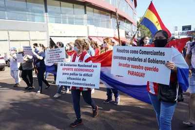Comerciantes encarnacenos piden agotar instancias para reapertura de frontera con Argentina