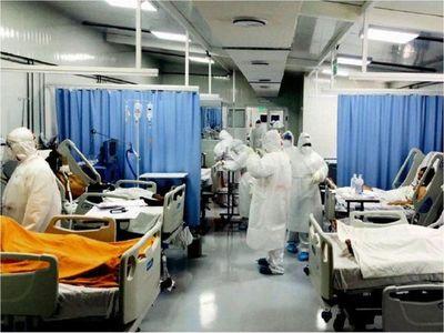 Abdo promulga ley para indemnizar las muertes de personal de salud por Covid