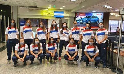Rugbistas se alistan para torneo sudamericano femenino