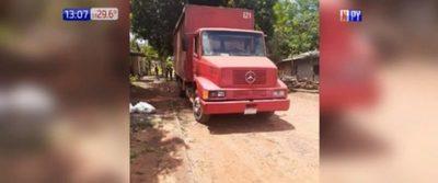 Capiatá: Asaltan a repartidores de bebidas