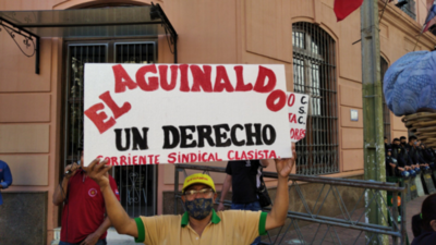 Piden que IPS subsidie aguinaldos