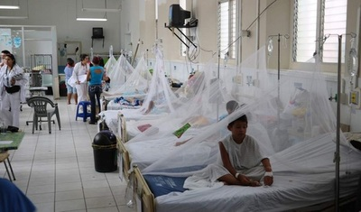 """Reportan """"aumento gradual"""" de casos de dengue"""