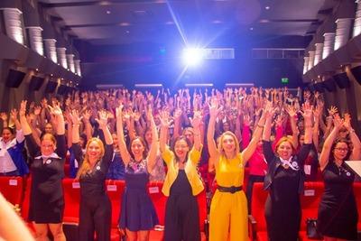 WED, el evento de mujeres emprendedoras más importante del mundo