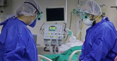 La Nación / Un paciente COVID en la terapia de un hospital privado cuesta G. 1,6 millones al día