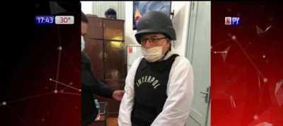 "Extraditan al ""pez gordo"" del narcotráfico a Brasil"