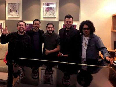 Tierra Adentro no se quedó finalmente con el Latin Grammy