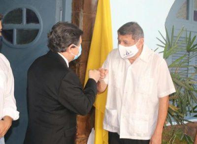 Obispo pide festejar a la Virgen desde casa, Euclides no descarta fase 0 en Caacupé