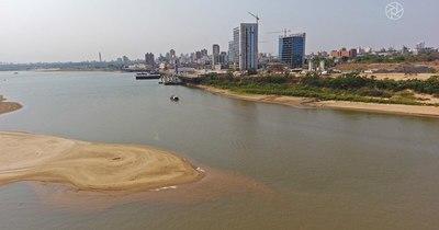La Nación / Río Paraguay sigue subiendo y vuelve a su cero hidrométrico